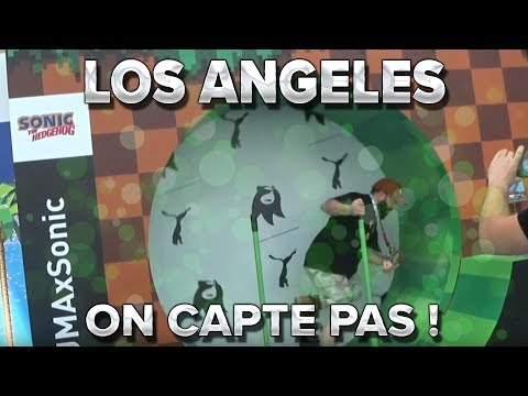 Los Angeles #4 : On capte pas dans l'E3