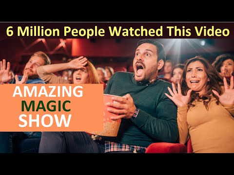 Amazing Magic Show: One Of The Best Magic Shows عرض سحري مذهل, Magic most commonly refers to: