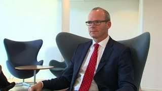 EXCLUSIVE | Euronews meets Irish Foreign Minister Coveney