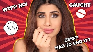 MY PARENTS FOUND OUT ABOUT MY BOYFRIEND! | Sunday Story time with Malz | Malvika Sitlani