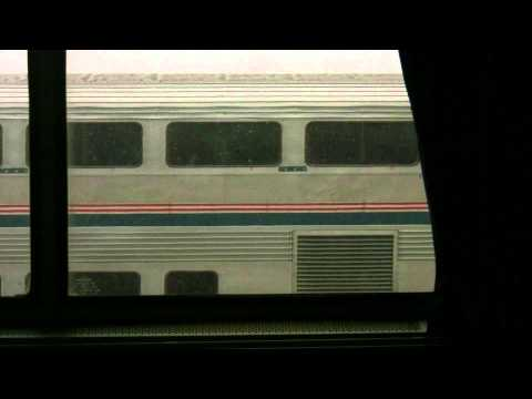 Riding Amtrak's AutoTrain From Sanford, FL to Lorton, VA--May 11-12, 2014