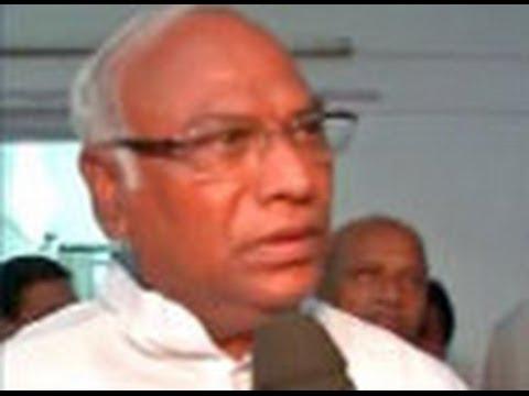 Mallikarjun Kharge to lead Lok Sabha charge