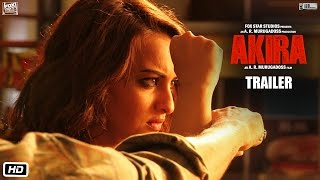 akira trailer, AKIRA Official Trailer, Sonakshi Sinha, bollywood