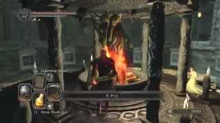 Dark Souls 2 King's Passage SECRETS & Demon Of Song Boss
