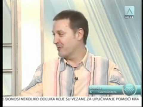 Intervju o Qi Gongu na TV Avali
