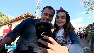 EPTV 2ª Edição - Festival de Inverno atrai turistas para Serra Negra e Monte Alegre do Sul