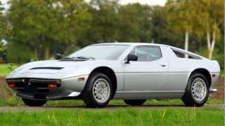 1978 Maserati Merak SS for sale, a vendre, verkauf, te koop