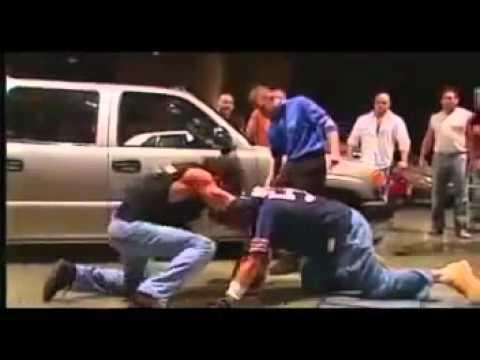 Eddie Guerrero Vs John Cena Latino Heat Parking Lot Brawl.