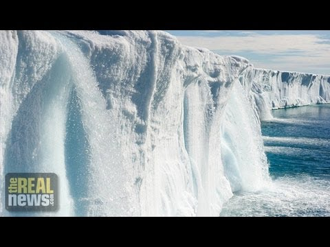 "Melting Polar Ice Caps A ""Ticking Timebomb"" For Earth's Climate System"
