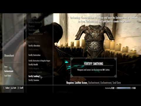 Skyrim Enchanting guide HD