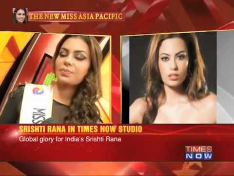 Meet the newly crowned Miss Asia Pacific World by Times Group 미스아시아퍼시픽월드