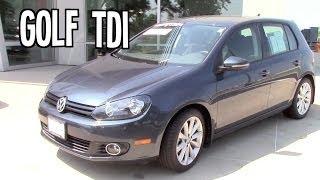 2014 Volkswagen Golf TDi Review