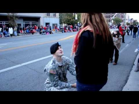 Hình ảnh trong video Army Soldier plans surprise reunion in Findlay