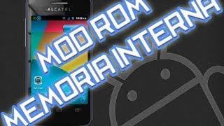 Como Instalar Mod'Rom Alcatel 4010a T'pop Y Aumentar