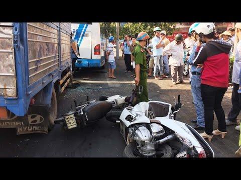 Việt Nam: Ba ngày lễ, 80 người chết vì tai nạn giao thông
