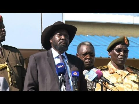 S.Sudan Salva Kiir says no election until at least 2017