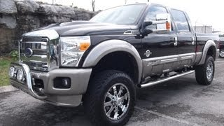 "2013 FORD F-250 FTX BY TUSCANY 6"" PRO COMP LIFT AT FORD OF"