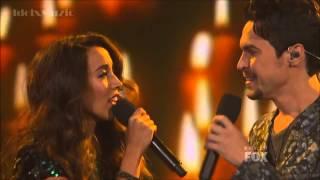 Alex & Sierra Say Something (Winners Final Song)
