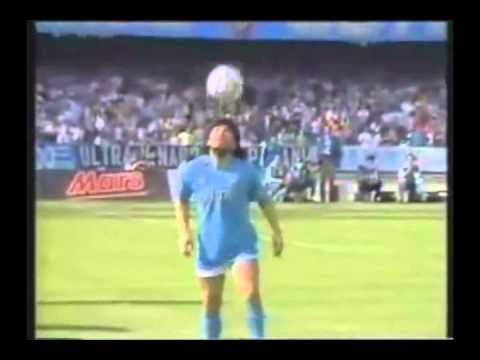 Thumbnail of video Maradona - Magia - Magic of Maradona