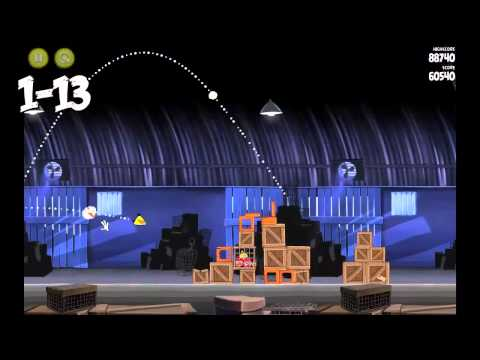 Angry Birds Rio: 3 Star Walkthrough Levels 1-9 to 1-15