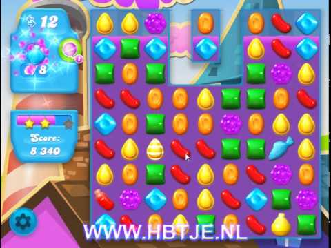 Candy Crush Soda Saga level 4 New