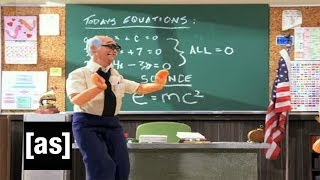 Robot Chicken: Einstein, Mofo