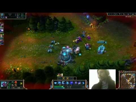 Braum Full Gameplay Spotlight - Braum Support on the PBE