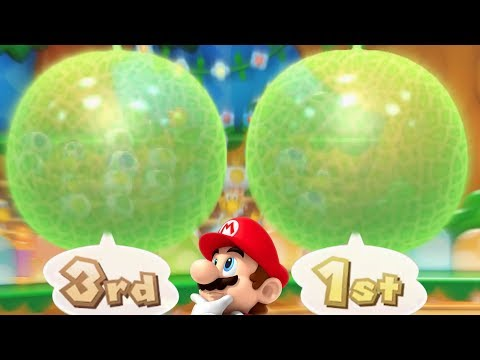 97% of people CAN'T see the difference... ! – MARIO PARTY 10 FUNNY MINIGAMES