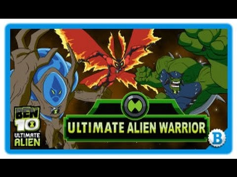 Ben 10 - Ultimate Alien Warrior - Ben 10 Games