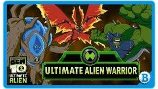 Ben 10 Ultimate Alien Warrior Ben 10 Games