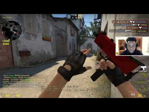 FLASH TO GLOBAL - CSGO FUNNY MOMENTS & HIGHLIGHTS