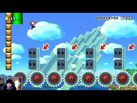 [Ep#112] Super Mario M'écoeure - Quadruple rodeo cancel mortel