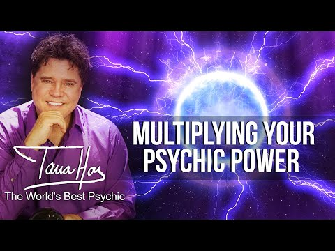 PSYCHIC POWER - MULTIPLYING YOUR PSYCHIC POWER USING THE LAW OF ATTRACTION
