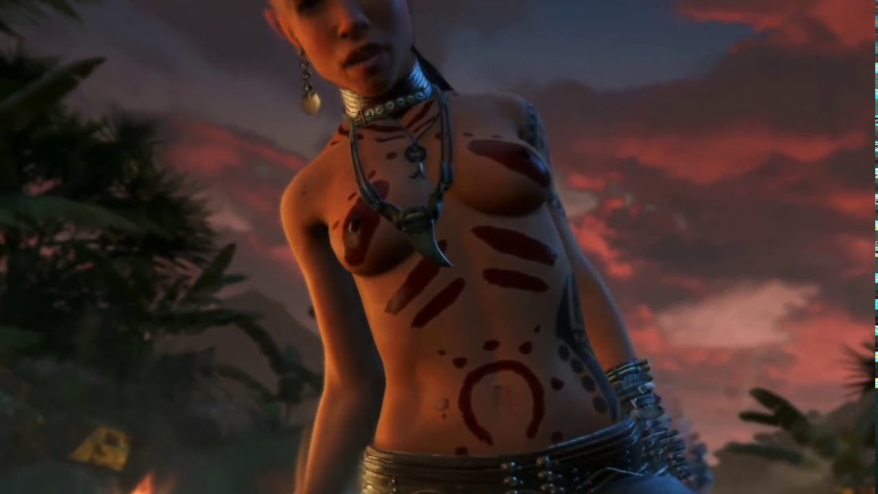 Far cry 3 xxx mods hentai photo