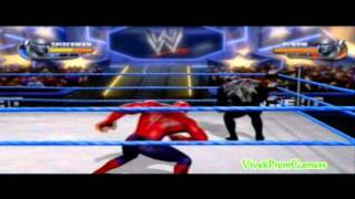 WWE All Stars : Spider Man Vs Venom Formula Inside + Gameplay