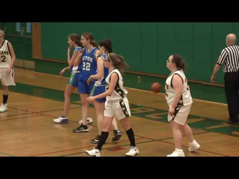 NAC - Seton Catholic Girls 1-31-11