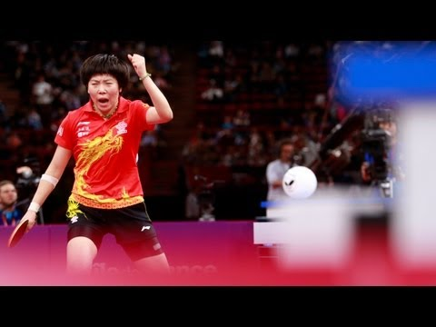 WTTC 2013 Highlights: Liu Shiwen vs Li Xiaoxia (Final)