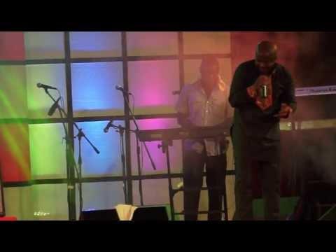 Trigmatic - - Performance @ Kasapreko Africa Legends Nite 2013