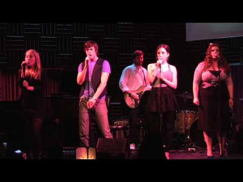 If U Seek Amy (Acoustic) - Jake, Alysha, Jessica and Morgan sing Britney Spears