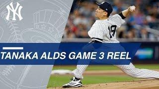Tanaka's masterful Game 3 start