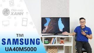 Tivi Samsung UA40M5000  - Thiết kế tinh tế và hiện đại