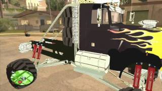 GTA San Andreas Fantasia Vehicle Part 2 By OndyTHX Car