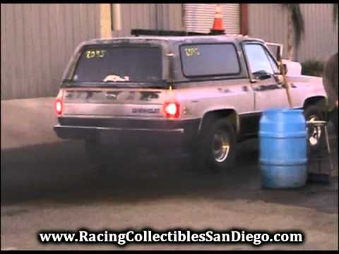 Diesel K5 Chevrolet Blazer Drag Racing racelegal.com 8/9/2013