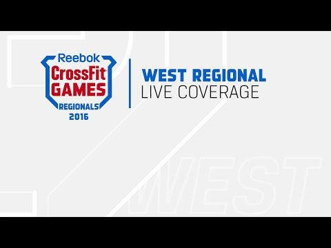 West Regional: Team Events 7, 8 & 9