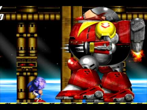 2Pac vs. Sonic the Hedgehog - Robotnik Brings the Pain