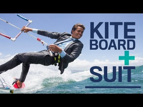 Water Sport Prodigy Kai Lenny Kitesurfs in a Suit - GQ Magazine