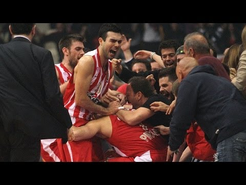 Highlights: Olympiacos Piraeus-Panathinaikos Athens