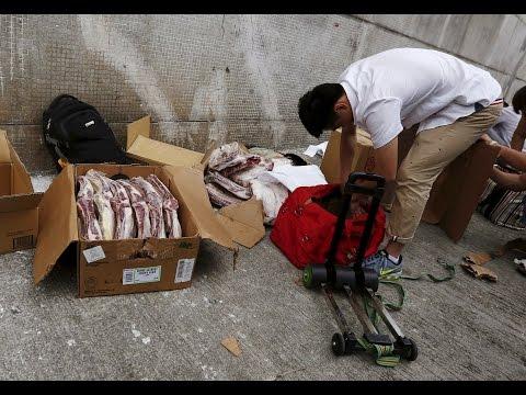 Bí Mật Thị Trường Buôn Lậu Thịt 'Bẩn' Ở Trung Quốc