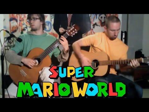 Super Mario World - Castle / Boss - Super Guitar Bros
