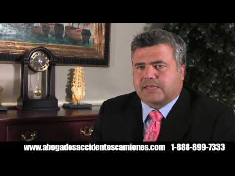 Accidentes de Camiones Abogados TX Houston Beaumont